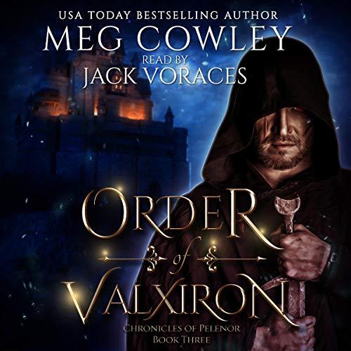 Page de couverture de Order of Valxiron: A Sword and Sorcery Epic Fantasy