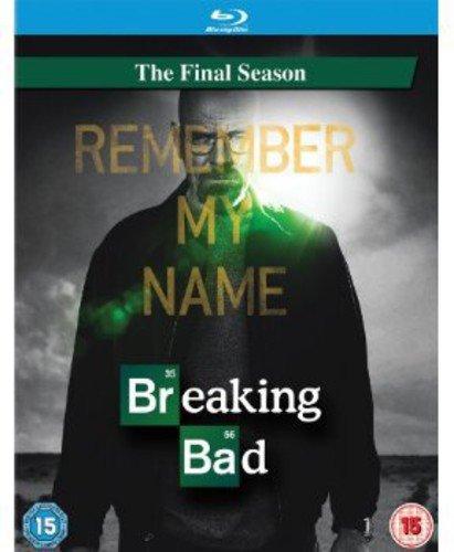 Breaking Bad - Final Season - Ep. 1-8 (2 Blu-Ray) [Edizione: Regno Unito]