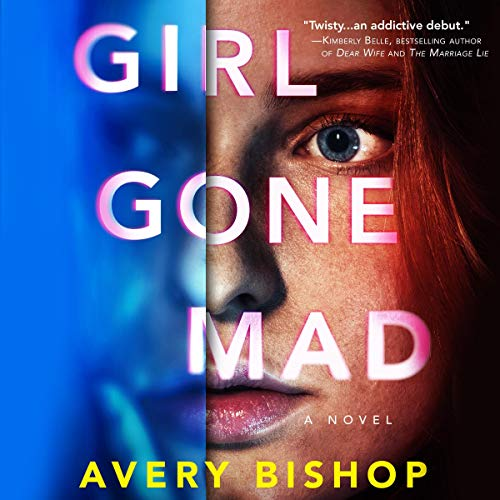 Page de couverture de Girl Gone Mad