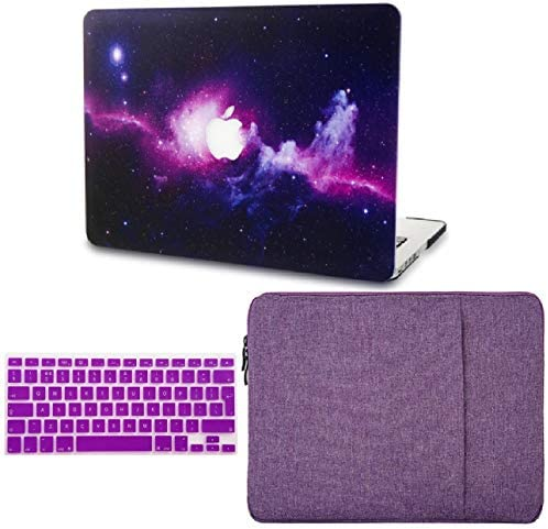 KECC Laptop Case Compatible with MacBook Air 13 Retina 2020 2019 2018 Touch ID w Keyboard Cover product image