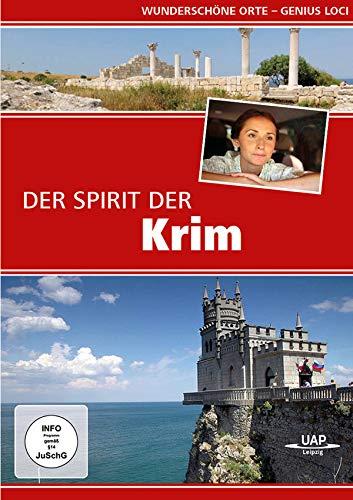 Der Spirit der Krim - Wunderschöne Orte - Genius Loci [Alemania] [DVD]
