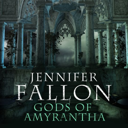 Gods of Amyrantha audiobook cover art