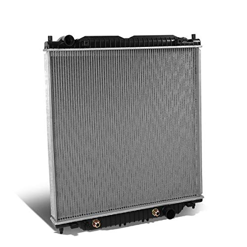 DNA Motoring OEM-RA-2887 2887 Factory Style Aluminum Cooling Radiator Replacement