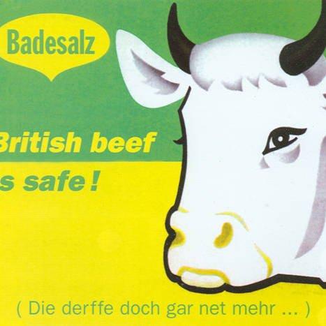 British beef is safe! (1996)