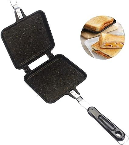 Sandwich Sartén, Menaje Camping Gas Antiadherente de Doble ...