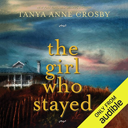 The Girl Who Stayed audiobook cover art