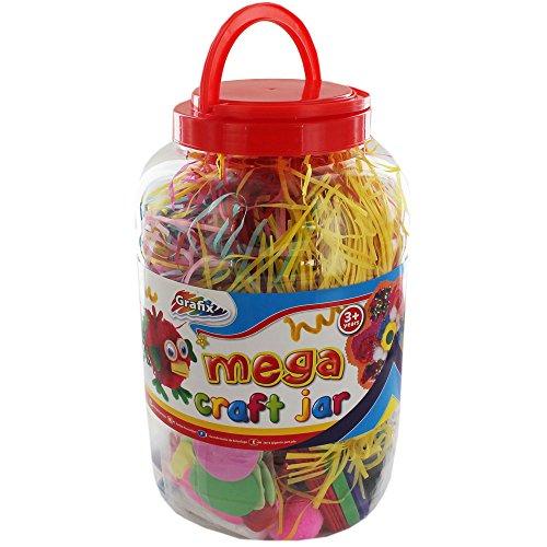 Grafix Mega Craft Jar