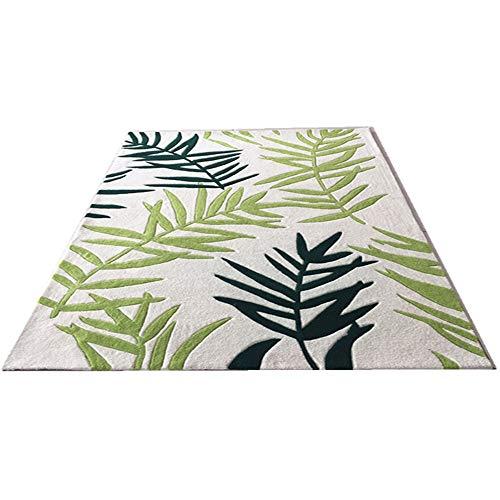SWNN Carpet Einfaches Amerikanisches Pastorales Sofa Im Wohnzimmer Weichen Teppichböden Zimmer-Wohnung Nachtshop for Handgemachte Acryl-Teppich-Fußmatten (Size : 1.8 * 2.7m)