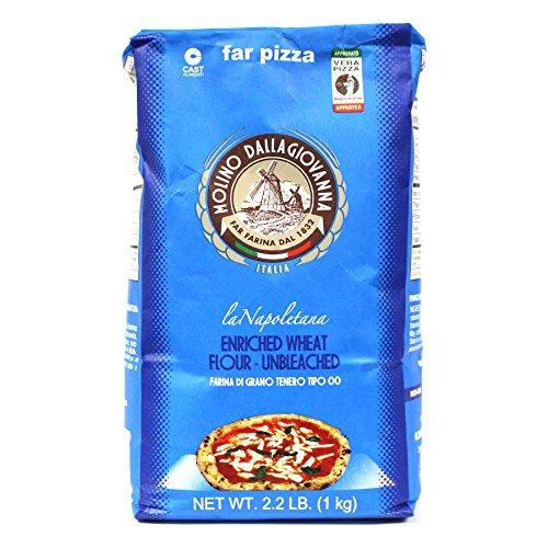 Molino Dallagiovanna La Napoletana Enriched Wheat Flour for Pizza