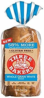 three bakers gluten free white bread