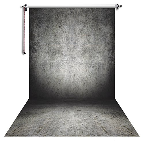 NIVIUS PHOTO 150x300cm Hochzeit Hintergrund Fotografie Hintergrund Portrait Fotos Requisiten Video Live Home Wanddekorationen Betonmauer XT-1555