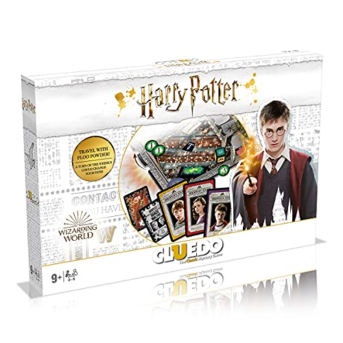 Harry Potter Cluedo Board Game (Versione Inglese)