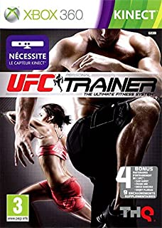 UFC Personal trainer (jeu Kinect) (B004FPYRTG) | Amazon price tracker / tracking, Amazon price history charts, Amazon price watches, Amazon price drop alerts