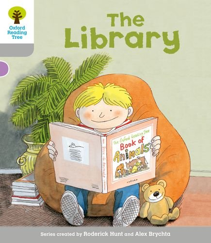 Oxford Reading Tree: Level 1: Wordless Stories A: Libraryの詳細を見る