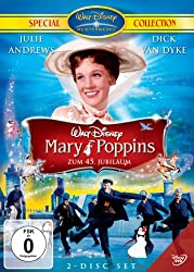 Mary Poppins auf DVD