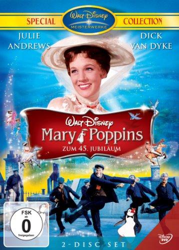 mächtig Mary Poppins – 45. Jahrestag (Sondersammlung) [2 DVDs]
