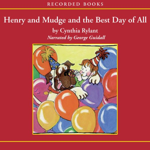Henry and Mudge and the Best Day of All audiobook cover art
