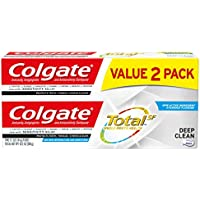 2-Pack Colgate Total Toothpaste with Sensitivity Relief and Cavity Protection