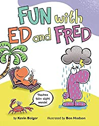 Fun with Ed and Fred - Sight Word book