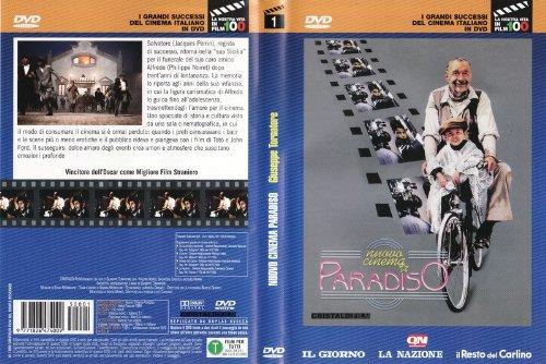 Nuovo cinema Paradiso (1988) DVD