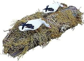 White Rock Decoys Blind Door (Snow Goose) - BDDSGFH