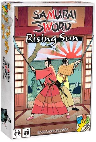 dV Giochi Samurai Sword Expansion: Rising Sun