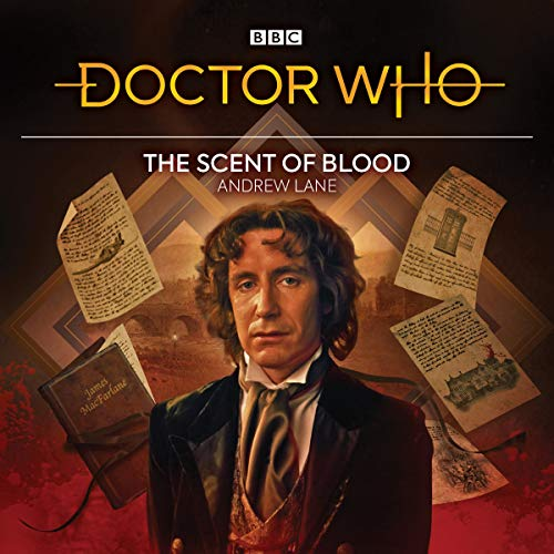 『Doctor Who: The Scent of Blood』のカバーアート