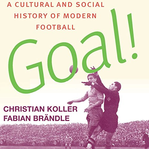 Goal! audiobook cover art