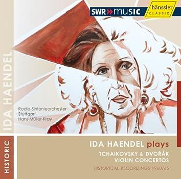 Ida Haendel plays Tchaikovsky & Dvorak