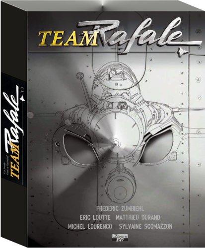 Coffret LUXE Team Rafale T06 + Insigne