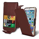 i-Tronixs für OUKITEL K3Case Cover Tasche mit Carbon-Effekt, mit Verstellbarer Clamp Flip Case Cover Hülle mit Kredit-/Oukitel K3Case von