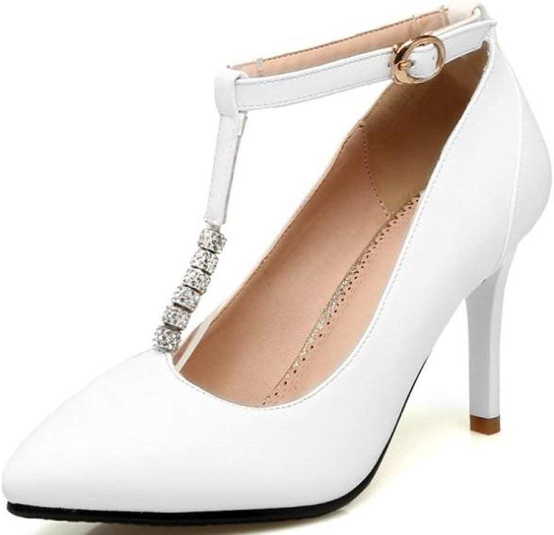 48620dd98b11d ... Oudan der Schuhe Spitz (Farbe Bianco