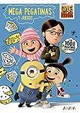 Gru 3: Mega pegatinas y juegos (Literatura Infantil (6-11 Años) - Gru Y Los Minions)