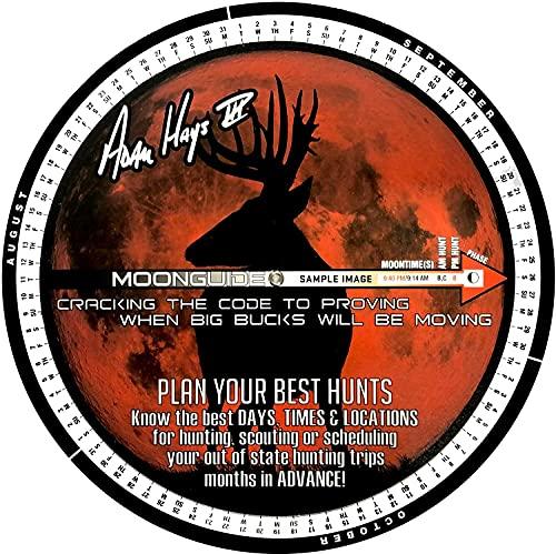 Deer Hunter's MoonGuide – Hunting Moon Guide