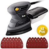 Best Detail Sanders - Orbital Mouse Sander 120v 1.6 Amp 15 500 Review