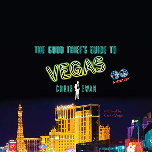 The Good Thief's Guide to Vegas audiobook cover art