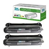 InkJello Compatibile Toner Cartuccia Sostituzione Per Brother HL-5480DW HL-6180DW HL-6180DWT MFC-8510DN MFC-8515DN MFC-8520DN MFC-8710DW MFC-8810DW MFC-8910DW MFC-8950DW TN3380 (Nero 2-Pack)