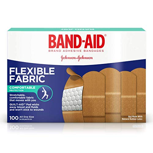 534444BX - Band-Aid Flexible Fabric…
