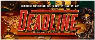 Wizkids Board Games Deadline