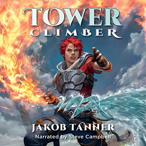 Tower Climber cover art