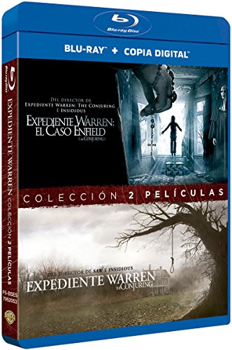 Pack Expediente Warren 1+2 Blu-Ray [Blu-ray]