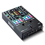 Rane DJ Seventy-Two MKII | Professional 2 Channel Mixer for Serato DJ with Multi-Touch Screen, Dual DVS Inputs and Akai Pro MPC Performance Pads (SEVENTYTWOMKII)