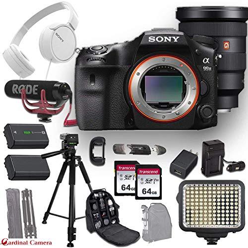 Sony a99 II with Back-Illuminated Full-Frame Image...