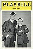 Playbill, Shubert Theatre: Penn & Teller, January 1989 (Penn Jillette and Teller)