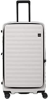 Lojel Cubo Fit 76.5cm Hardsided Expander Luggage - White
