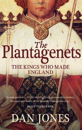 The Plantagenets by Dan Jones (4-Jul-2013) Paperback