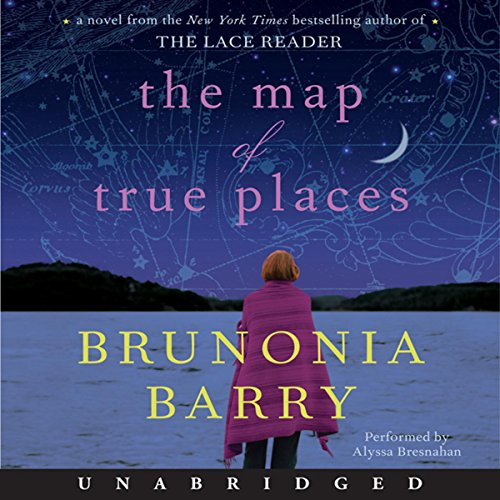 The Map of True Places Titelbild