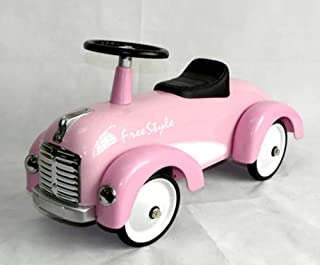 Freestyle Speedster Pedal Car in Pink