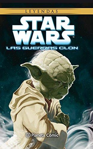 Star Wars Las guerras clon (Integral) nº 01/02 ( Nueva edición): 11 (Star Wars: Cómics Leyendas)