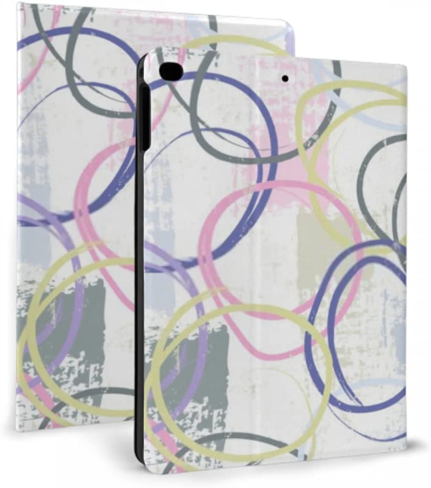 Case for ipad 2017 2018 air Circles sale Protective 2 Rare 1 Paint